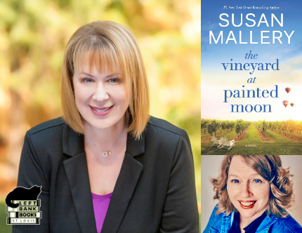 LBB Presents ONLINE: Susan Mallery with Katherine Center - The Vineyard at Painted Moon