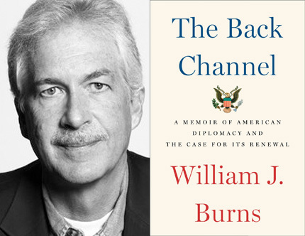 William J. Burns, The Back Channel