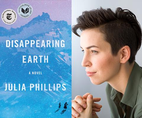 julia Phillips, disappearing earth