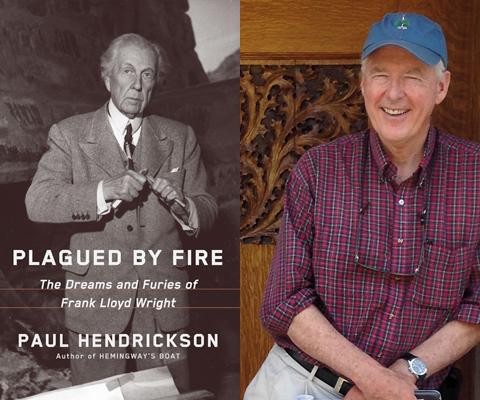 paul hendrickson, plagued by fire