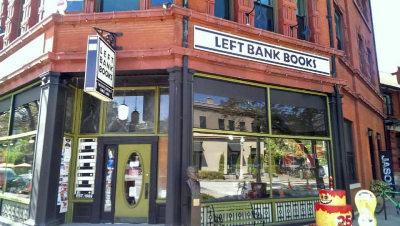 About Us | Left Bank Books