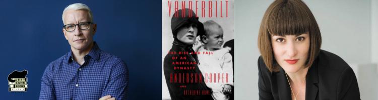 Anderson Cooper with Katherine Howe - Vanderbilt