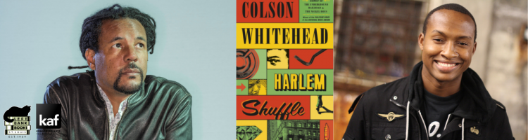 Colson Whitehead - Harlem Shuffle - In Person & Online