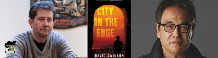 David Swinson with Joe Ide - City on the Edge