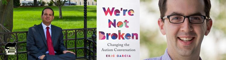 Eric Garcia with Jason Rosenbaum - We're Not Broken