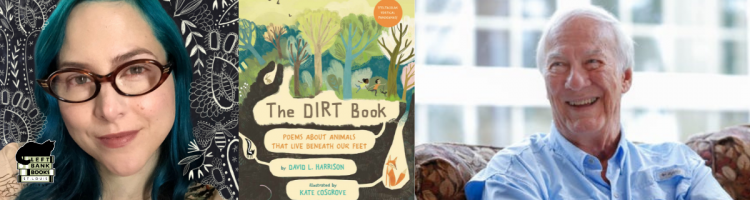 LBB Virtual Celebrity Storytime: David L. Harrison & Kate Cosgrove - The Dirt Book