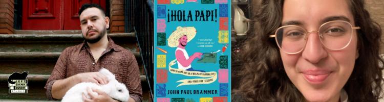 John Paul Brammer with Natalie Dalea - ¡Hola Papi!