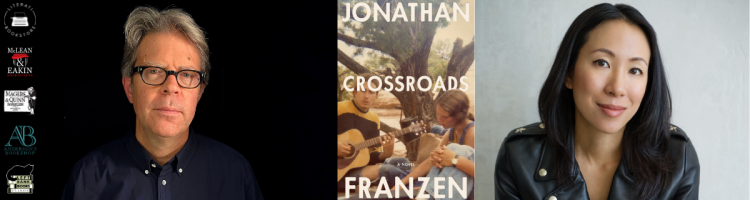 Jonathan Franzen with Kathy Wang - Crossroads