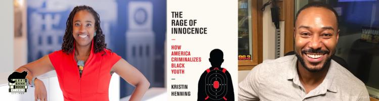 Kristin Henning with Justin Hansford - Rage of Innocence