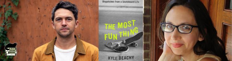 Kyle Beachy with Danielle Dutton - Most Fun Thing