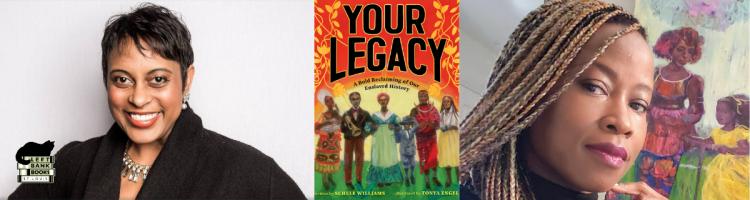 Schele Williams & Tonya Engel - Your Legacy