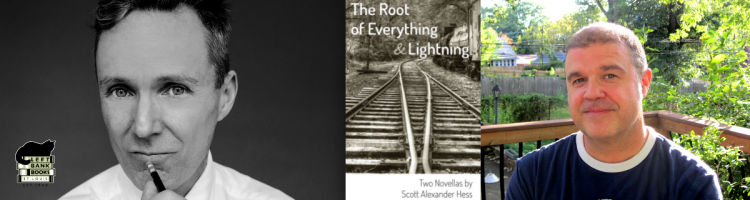 Scott Alexander Hess with Donald Miller - Root of Everything and Lightning