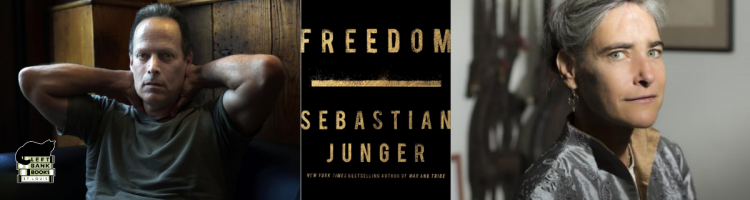 Sebastian Junger with Sarah Chayes - Freedom