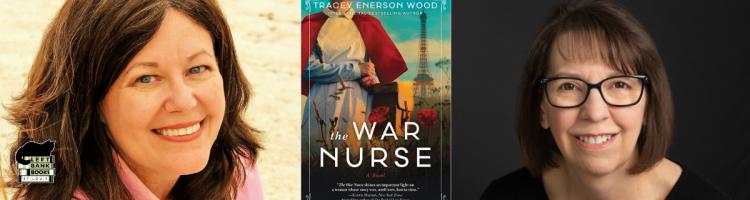 Tracy Enerson Wood with Kelly Mustian - War Nurse