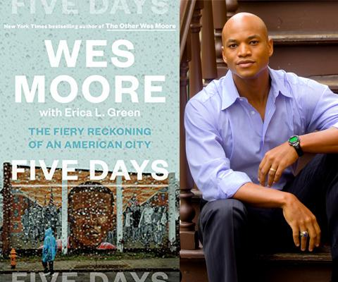 wes moore, five days